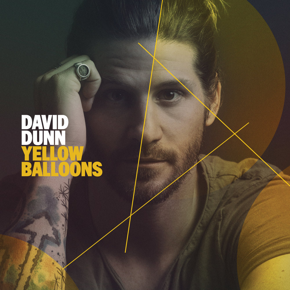 David Dunn | Yellow Balloons
