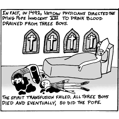 Medicinal Cannibalism (2013) -