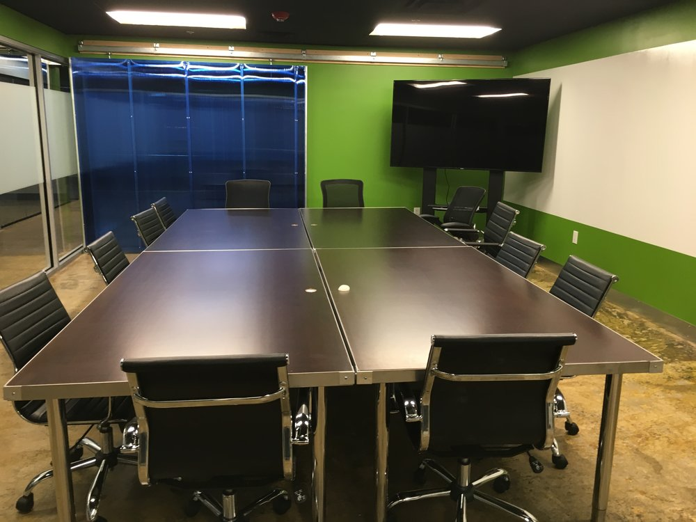 Conference Rooms - Visiting from out of town? Email us about reserving our small, medium, or large conference rooms with capacity for 1-20 people.