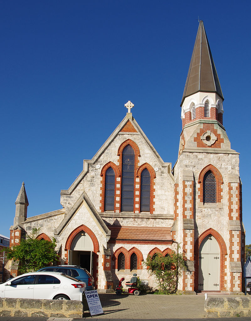 Scot's Presbyterian Church, Fremantle