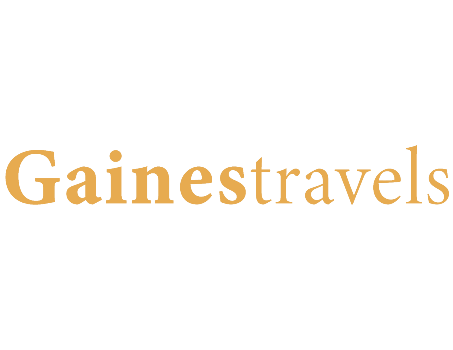 GAINESTRAVELS