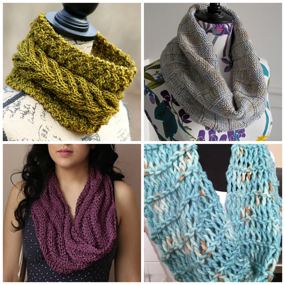 Super Quick Knits: 1 - 2 Skein Bulky Pattern Knits | Deliciosu Yarns