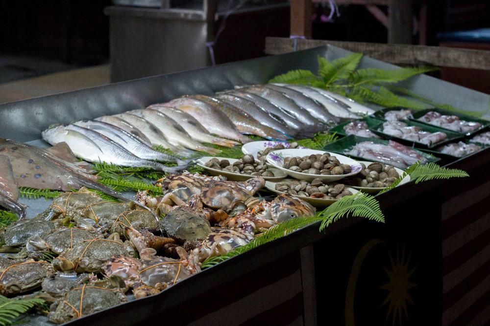 Fresh Fish In Pankor