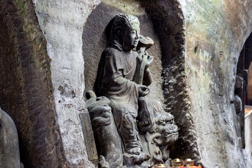 Beautiful carvings