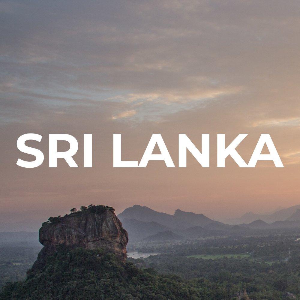 Sri Lanka Travel Tips