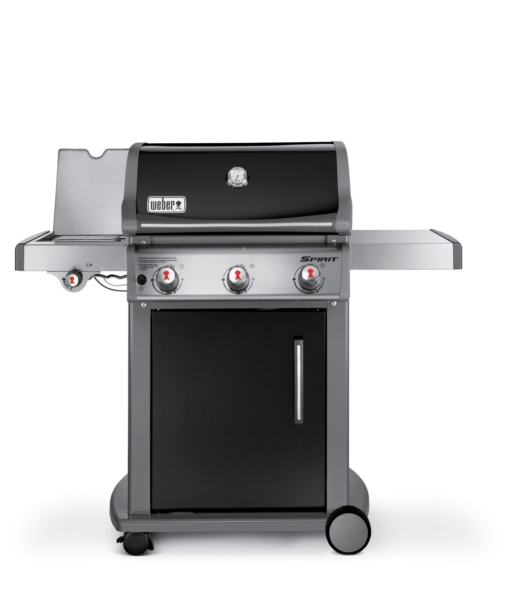 WEBER SPIRIT E-330 PREMIUM    $1,199 LPG    $1,359 NG (includes delivery & assembly)   The Weber Spirit is built to Weber's exacting standards and features Weber's world class cooking system. It has everything you could need from a gas barbecue, at an exceptional price – that's what the Weber Spirit barbecue is all about.