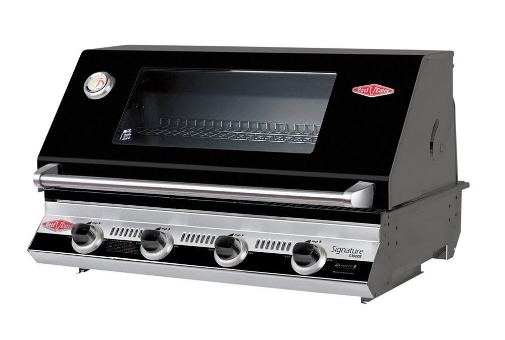 SIGNATURE 3000E 4 BURNER $1199 -BS19942