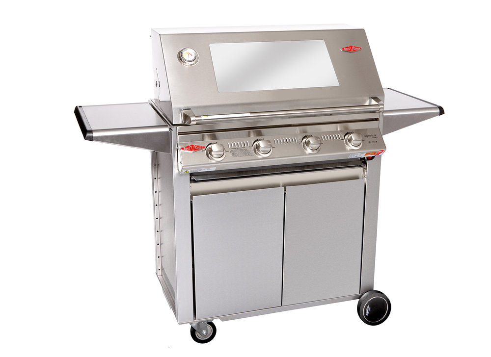 SIGNATURE 3000S 4 BURNER $2599 -BS19340