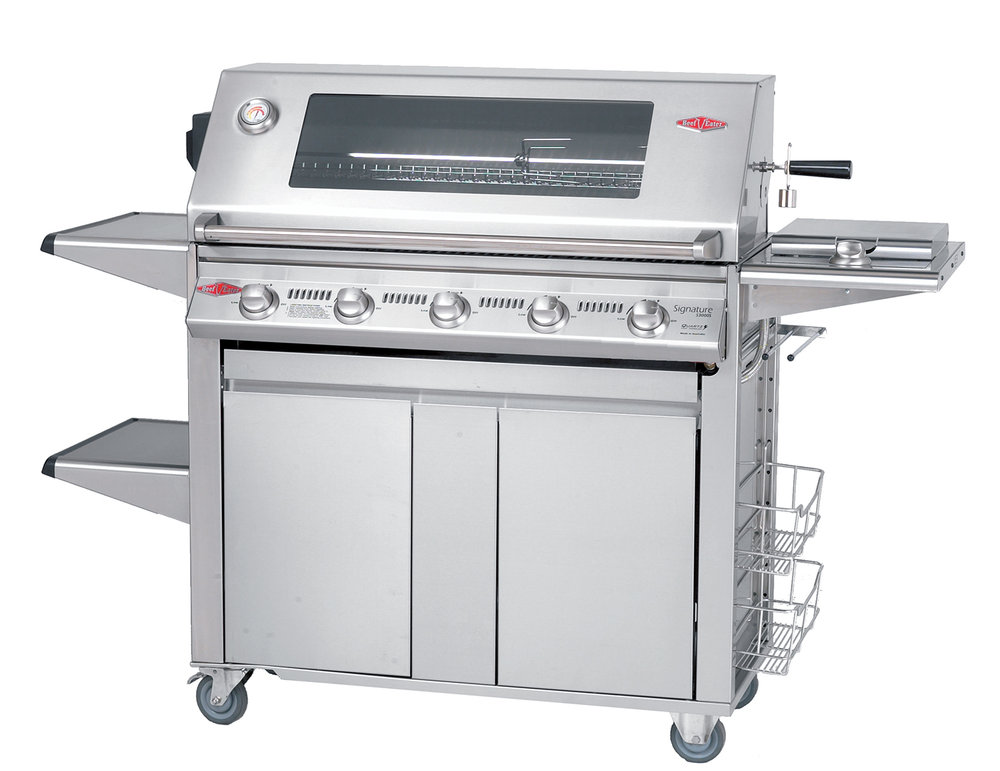 SIGNATURE 5 BURNER PREMIUM PLUS $5299 -BS19640