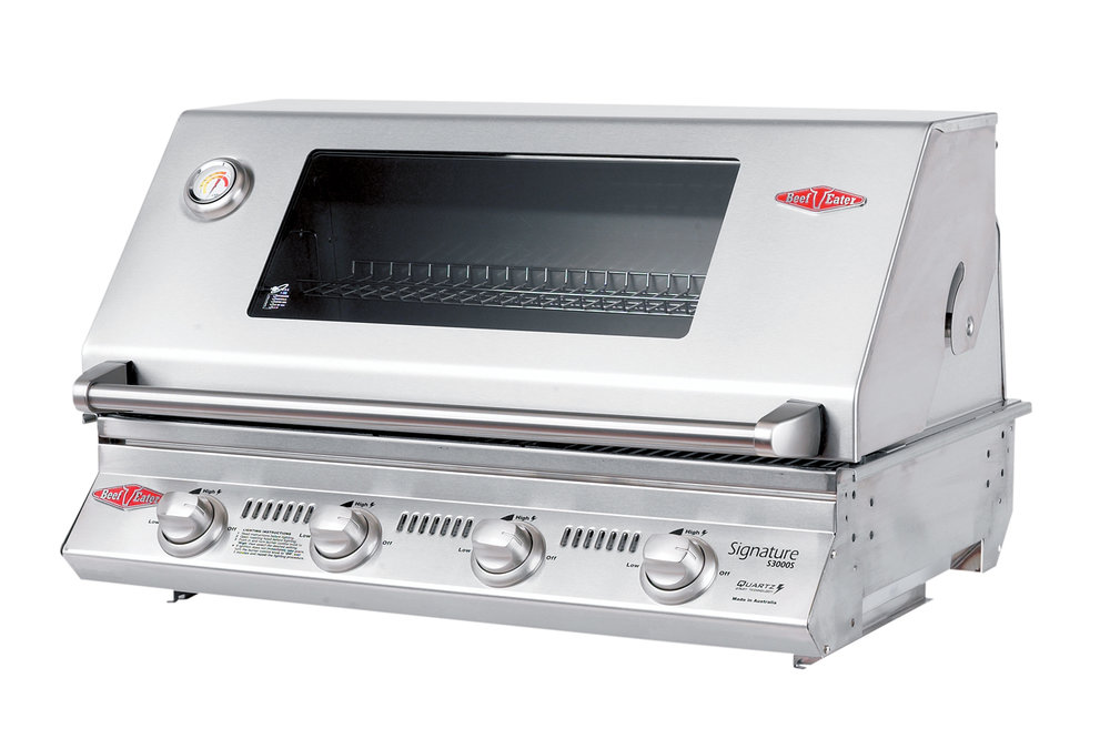 SIGNATURE 3000SS 4 BURNER $2599 -BS12840S