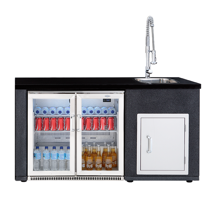ARTISAN OUTDOOR KITCHEN FRIDGE  3000SS $5125