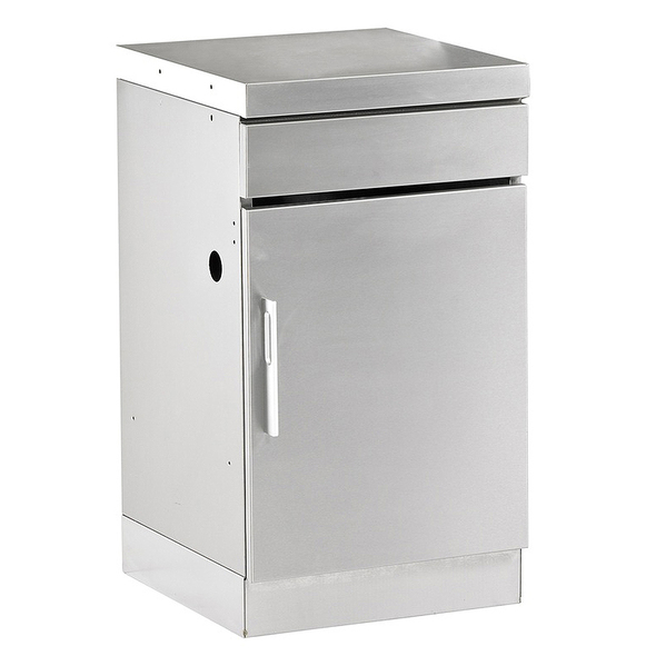 STAINLESS STEEL CABINET NO DRAW $824 -BD77030