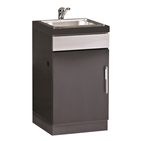 POWDER COATED CABINET WITH SINK $599 -BD77012