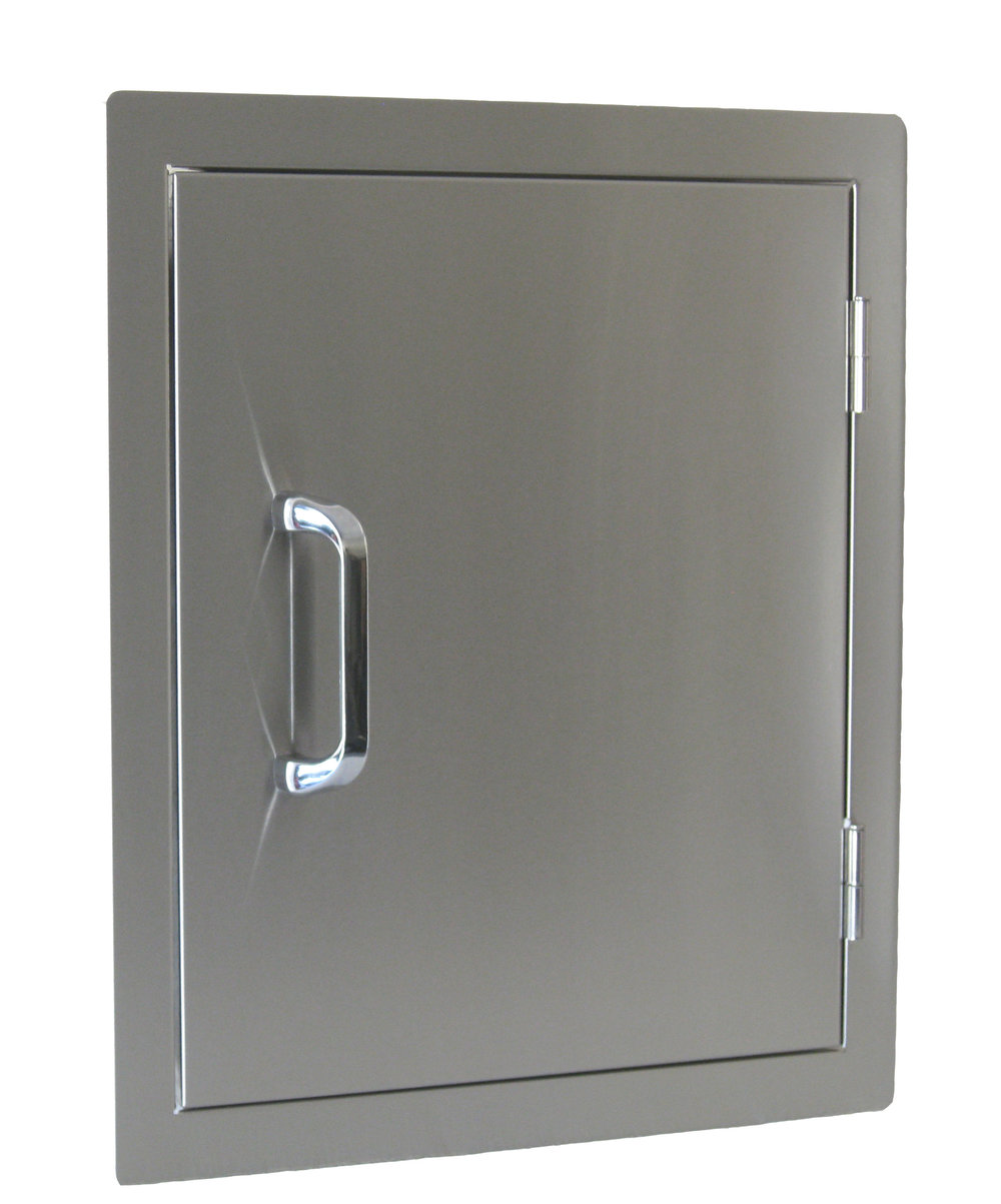 STAINLESS STEEL SINGLE DOOR $249 -BS23140