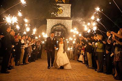 Wedding Sparklers Something To Celebrate Event Planning Design