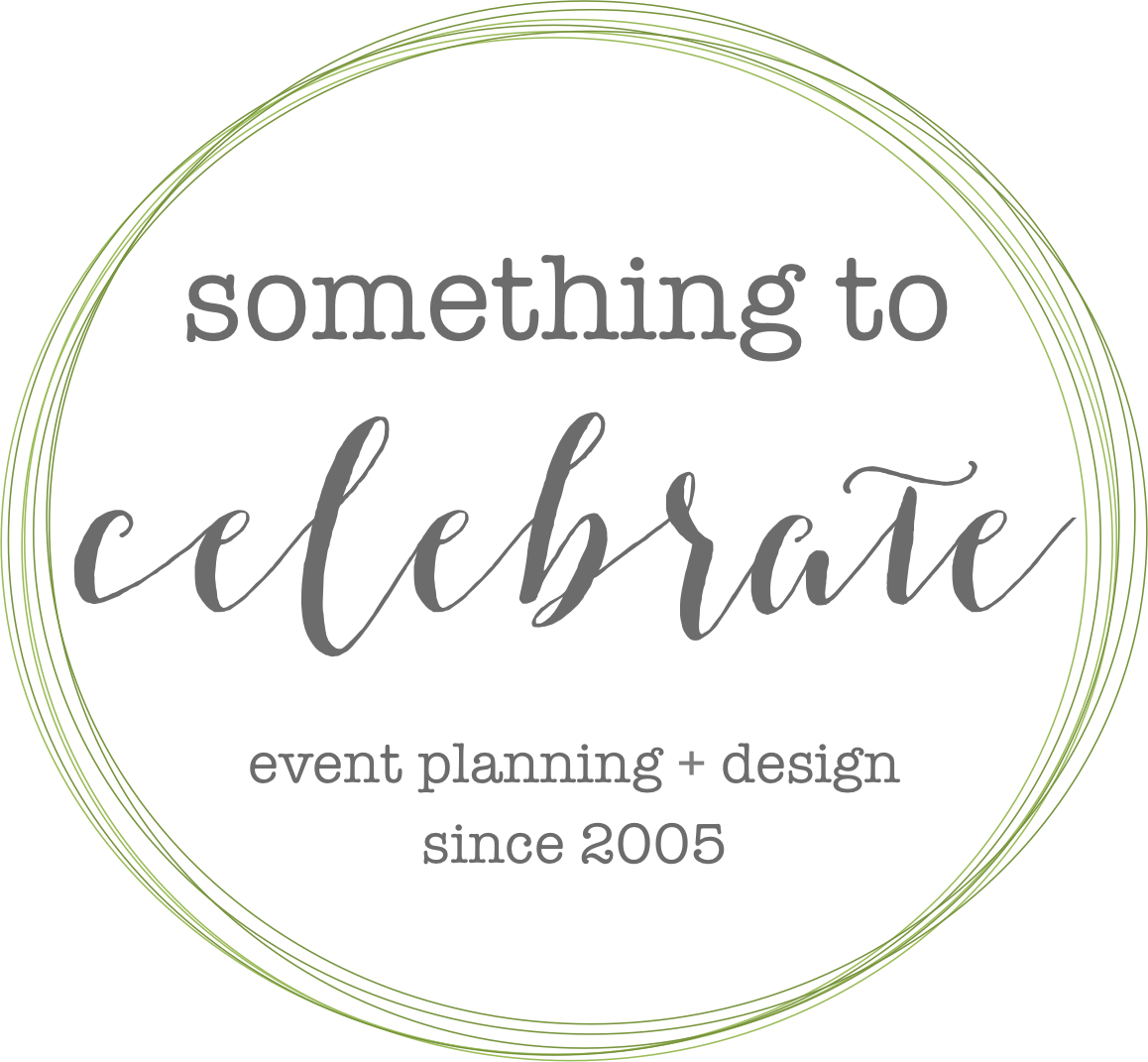 Something To Celebrate, Event Planning + Design