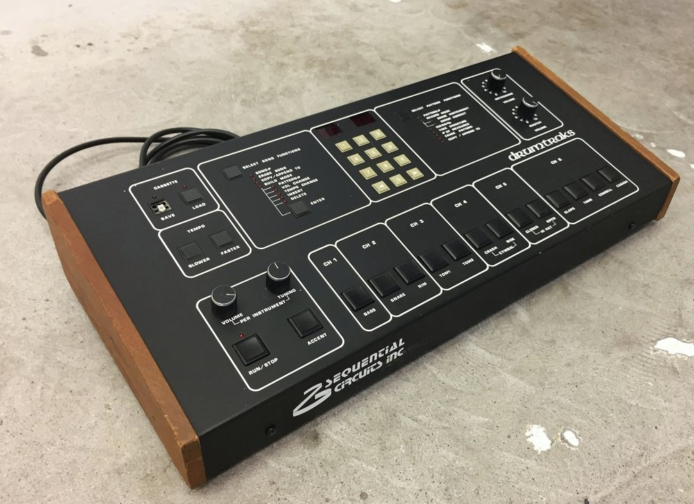 Sequential Circuits DrumTraks Nightlife Electronics.JPG