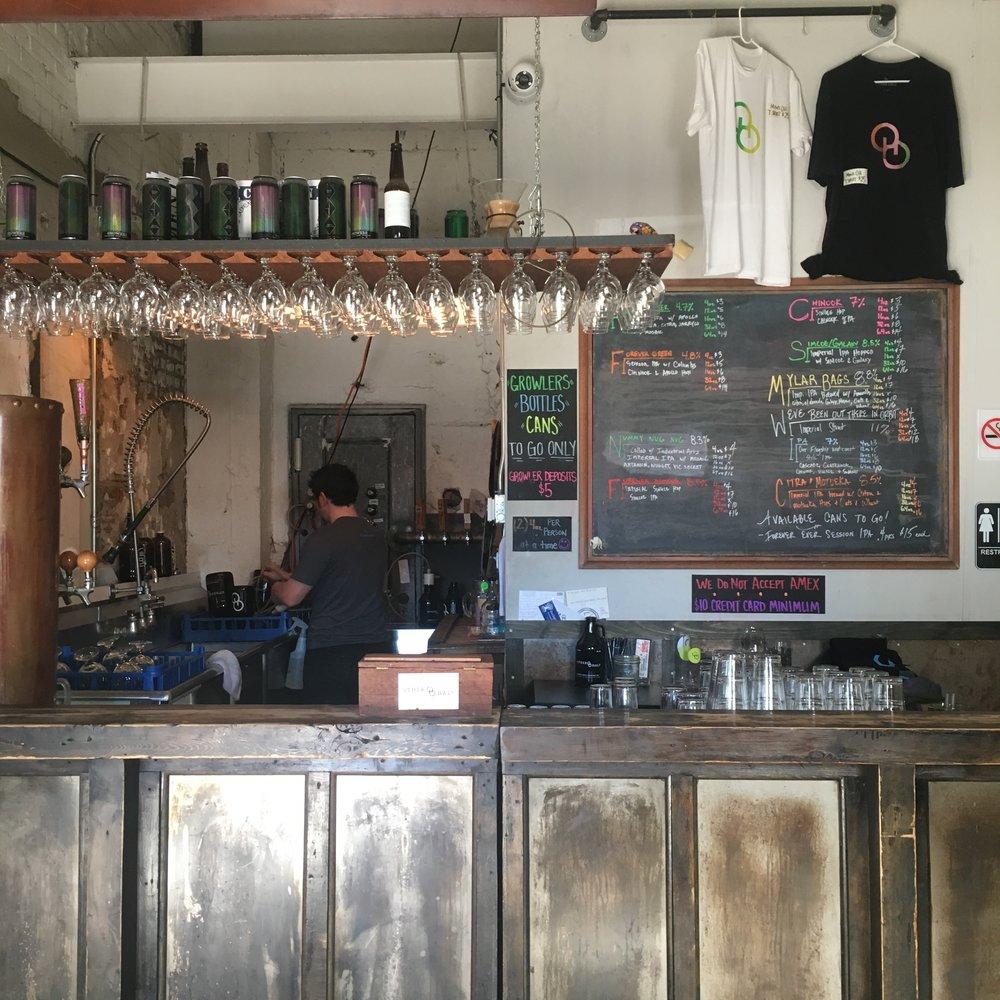 Other Half Brewing, Brooklyn NY