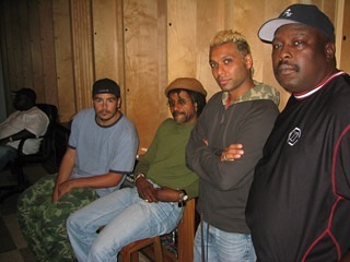 #tbt in da studio with these legends @slydunbar @tonykanal #robbieshakespeare #togetherasone #anchorstudios