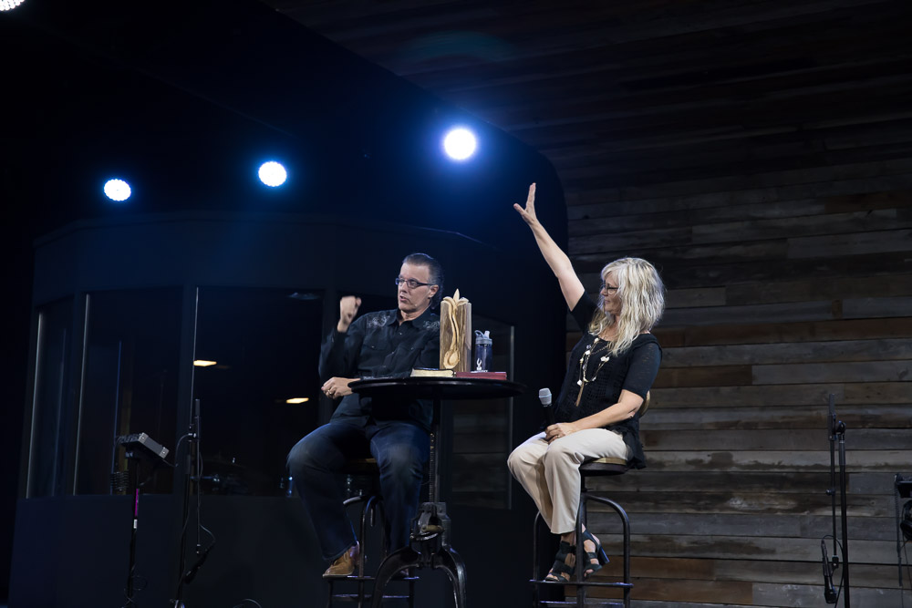 THE WELLS OF HERNNHUT - PASTORS GREG AND WENDI SIMAS