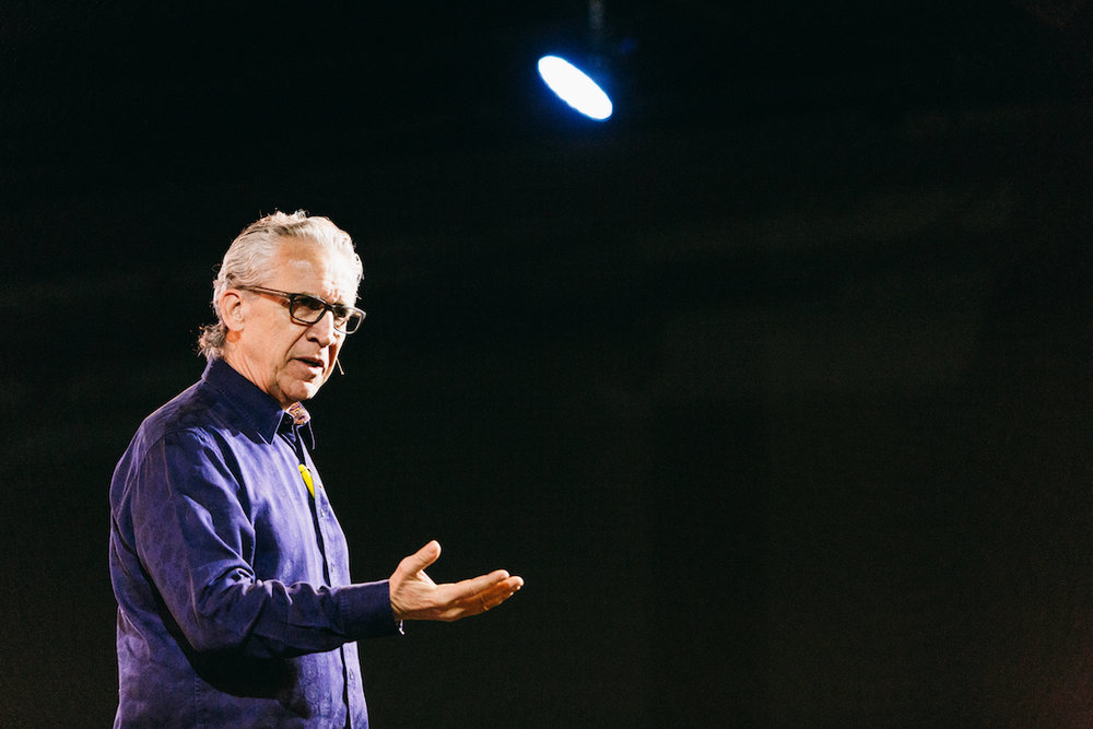 PASTOR BILL JOHNSON -