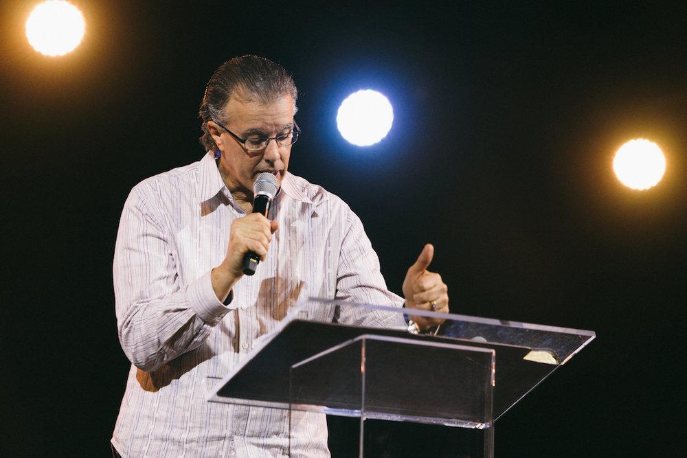 EKKLESIA UPDATE - PASTOR GREG SIMAS
