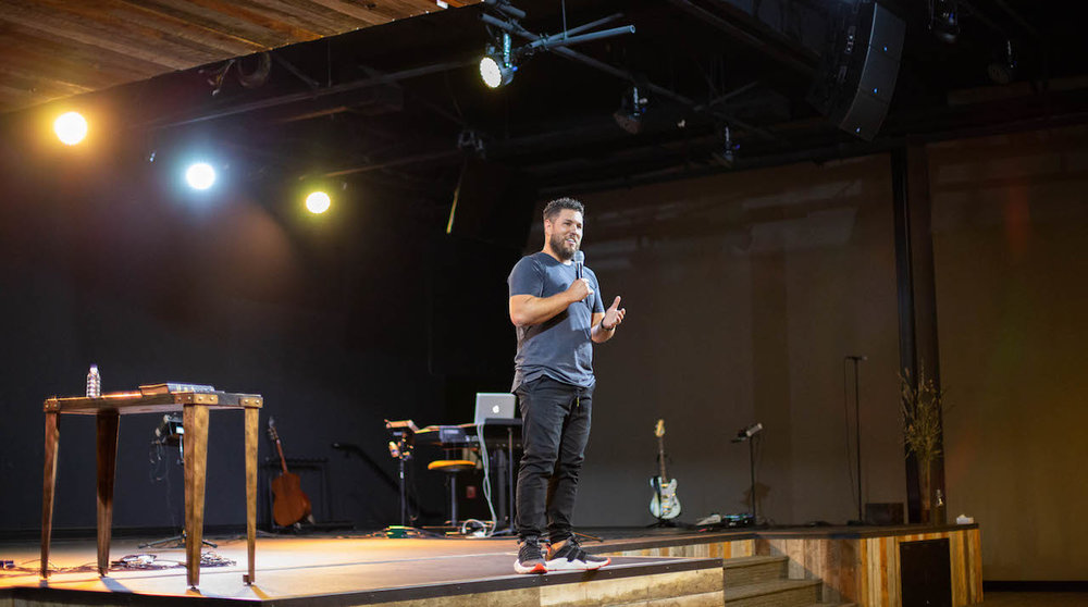 THE TABLE PT. 2: STEWARDSHIP - PASTOR ANDREW AGUILAR
