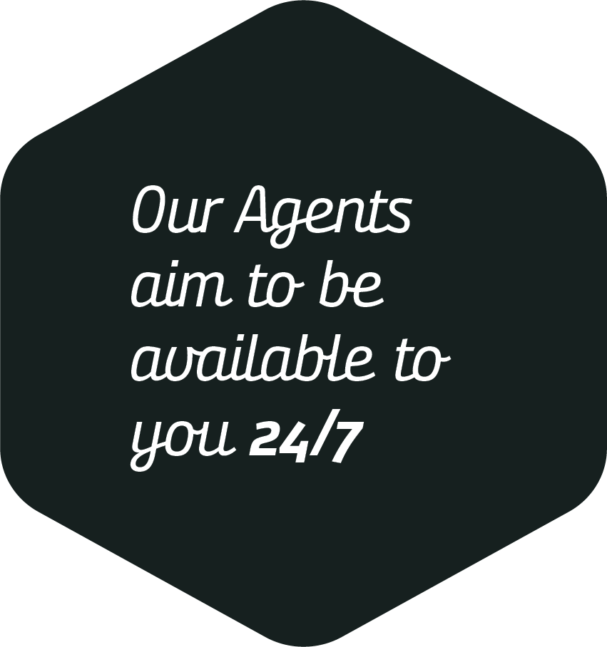 Nationwide Network of Agents