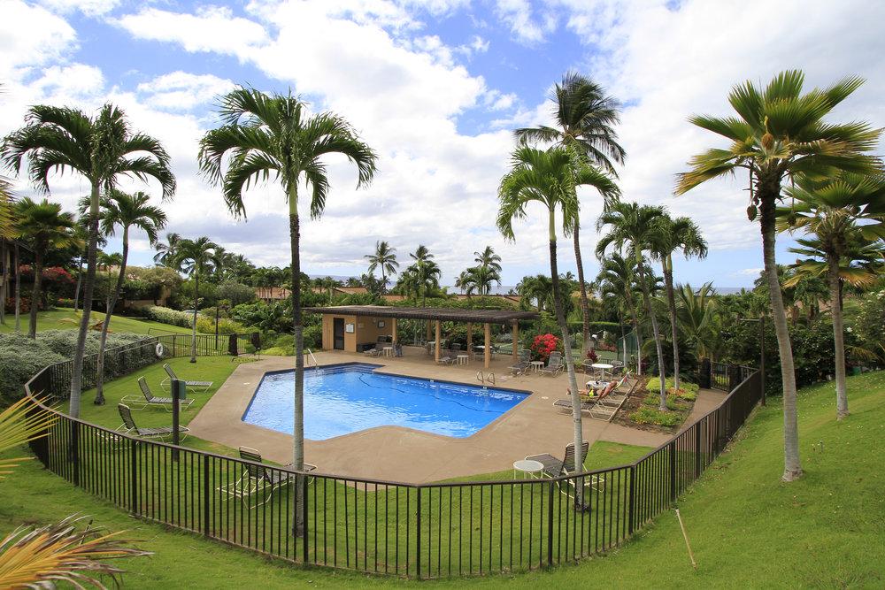 Another quiet pool