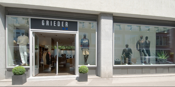 Greider Men's Boutique Zurich