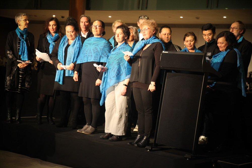 Diversity awards - Whanau choir.jpg