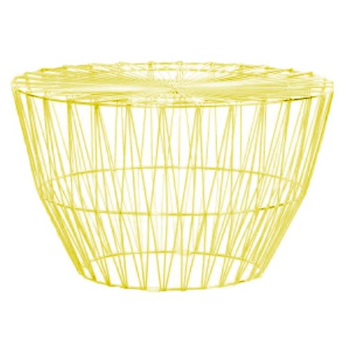Wire coffee table yellow epic empire wire coffee table yellow greentooth Image collections