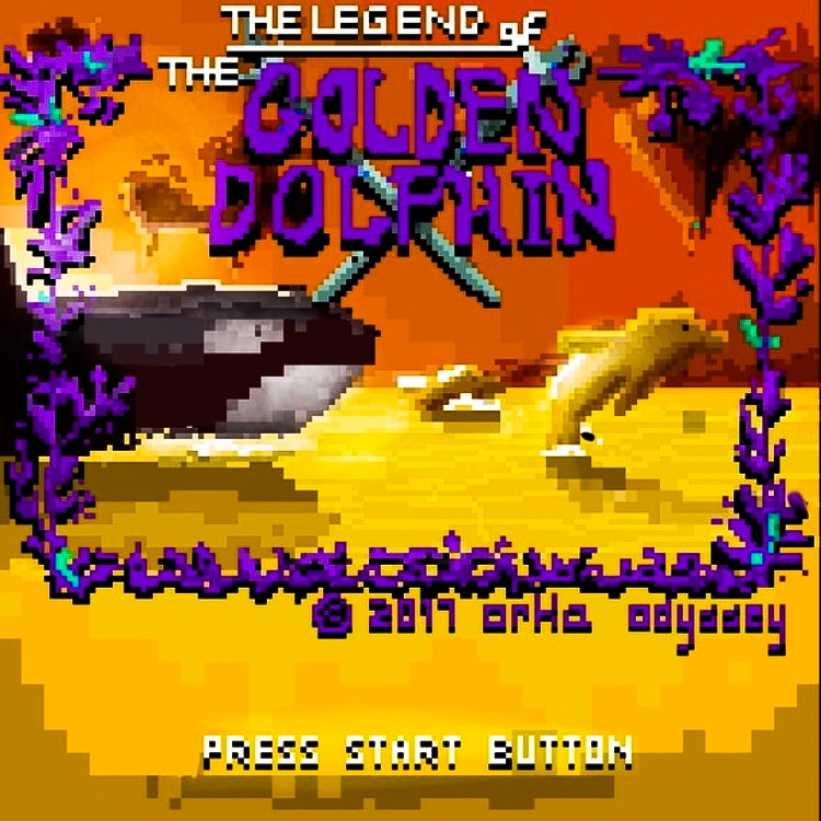 The Legend of the Golden Dolphin
