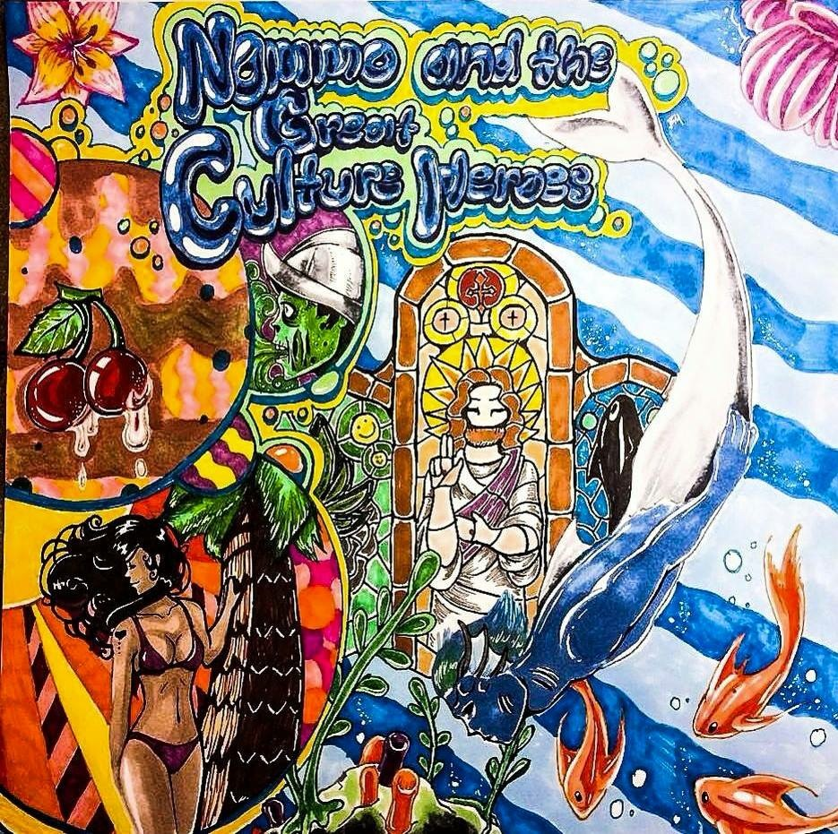 Nommo and the Great Culture Heroes Album Cover