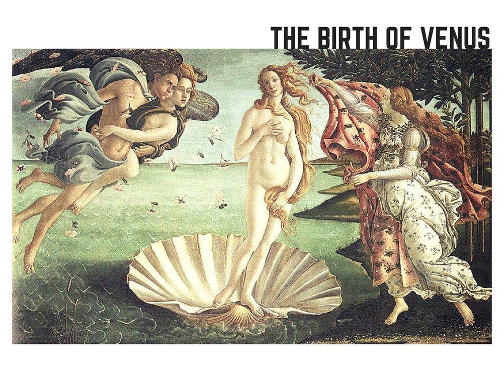 Sandro Botticelli (mid 1480's)