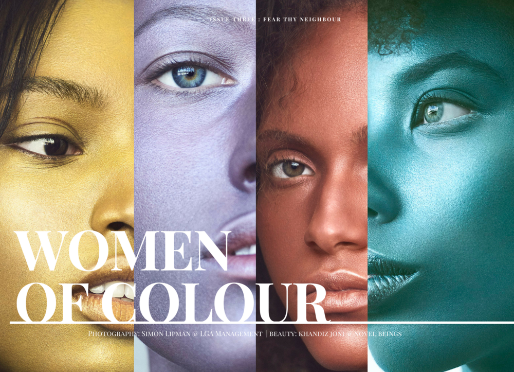 untainted_women of colour