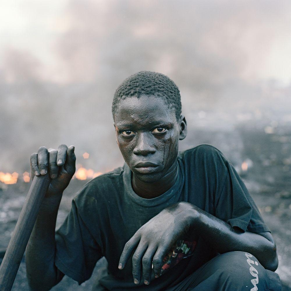 Image: Pieter Hugo from the 2009-10 series  Permanent Error | via  We Folk