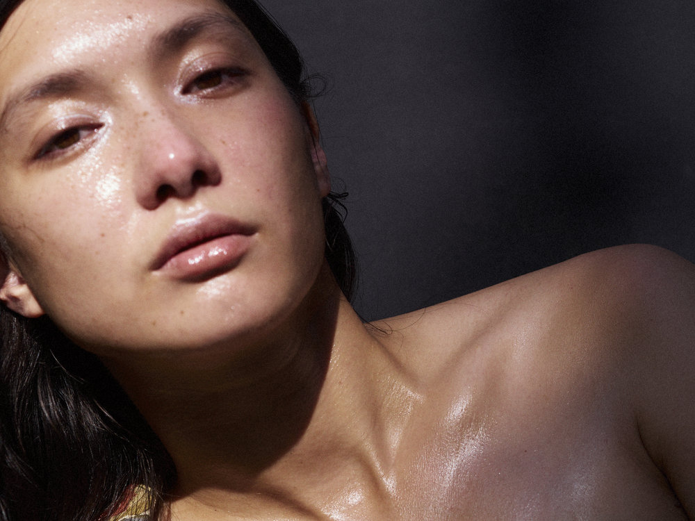 Image:  Kristin Vicari    Model: Noemi Ferst