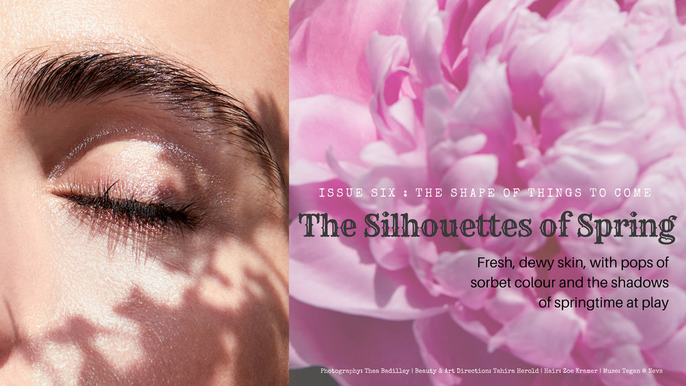 Spring Silhouettes And Shadows >> The Silhouettes Of Spring Untainted Magazine
