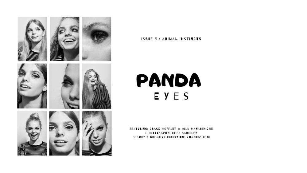 Panda Eyes_UNTAINTED Mag