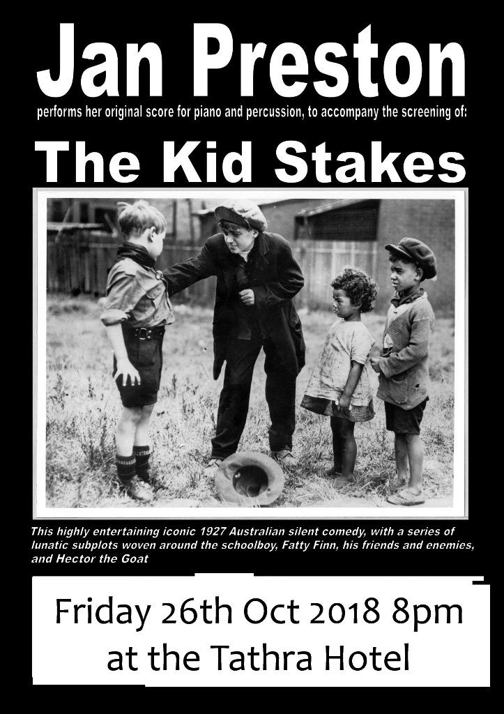 Jan preston Kidstakes poster tathra hotel 1024.jpg