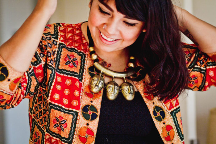 Artist You Need To Know: Q&A with Bolivian Creative Vanessa Acosta -