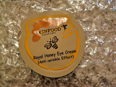 "PRODUCT REVIEW: SKIN FOOD ""ROYAL HONEY EYE CREAM"""