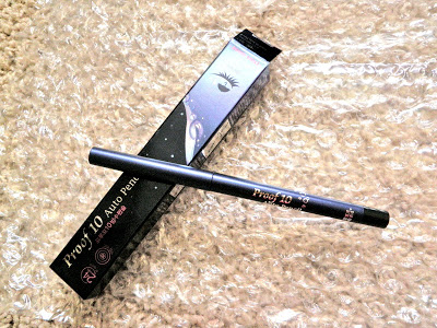 "PRODUCT REVIEW: ETUDE HOUSE ""PROOF 10 AUTO PENCIL - BLACK"""