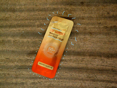 "PRODUCT REVIEW: TONYMOLY ""UV SUNSET MAXIMUM SUN BLOCK CREAM"""