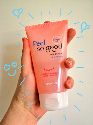 "PRODUCT REVIEW: ETUDE HOUSE ""PEEL SO GOOD DIAMOND PEEL"""