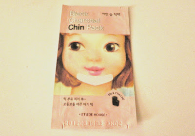 "PRODUCT REVIEW: ETUDE HOUSE ""BLACK CHARCOAL CHIN PACK"""