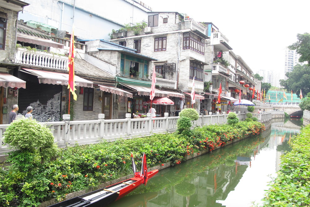 Guangzhou canal renewal (Image  ©  Duanfang Lu)