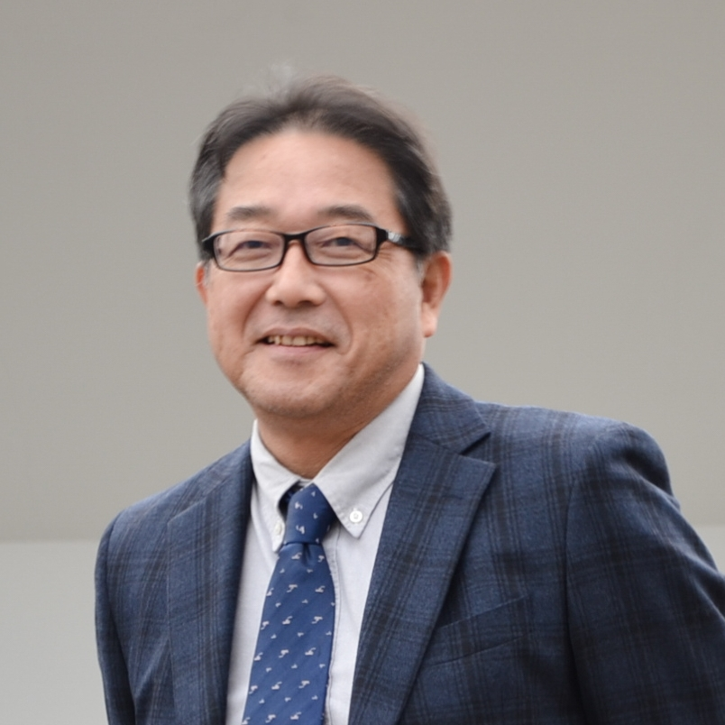専務取締役 勝部祐治 Katsube Yuji