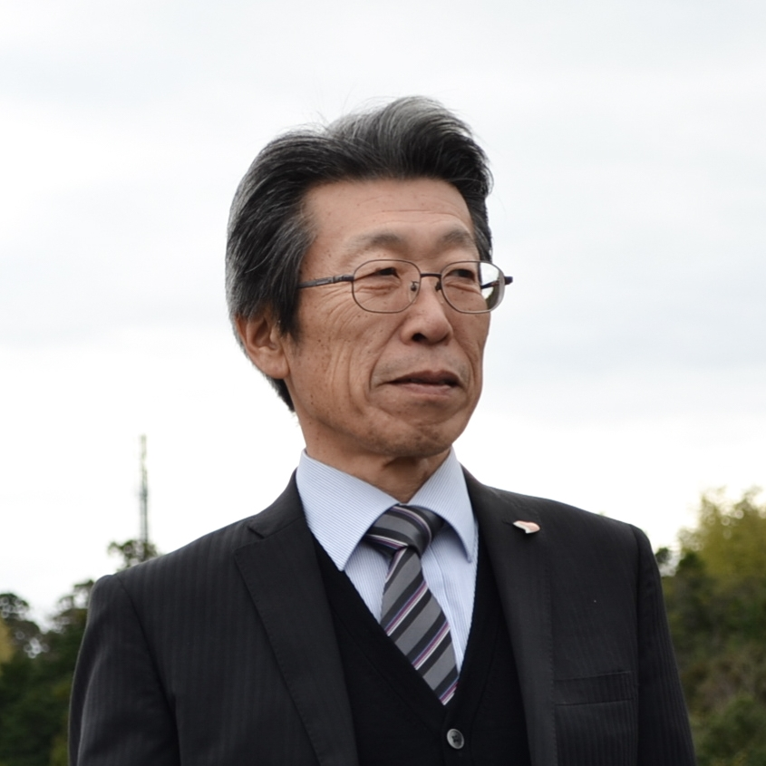 執行役員技師長 天野修治 AMANO Shuji